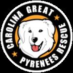 Carolina Great Pyrenees Rescue logo